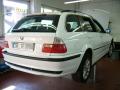 BMW E36 touring weiß Folie