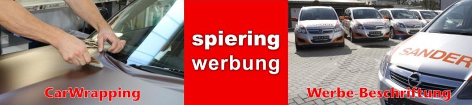 Spiering Werbetechnik Osnabrück Autofolien Autobeschriftung Werbung Autobeschriftung